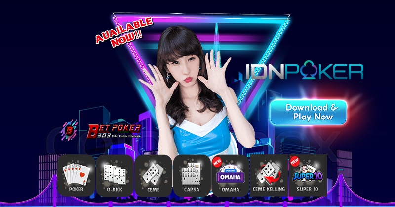Aduq Terbesar Server Poker IDN Indonesia